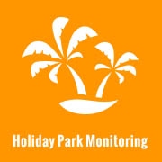 Holiday park monitoring